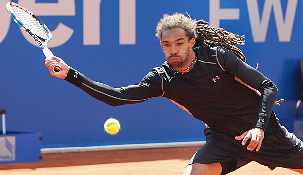 Dustin Brown will bei den French Open in Runde eins überzeugen