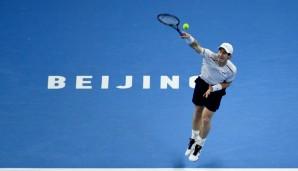 Andy Murray siegt beim ATP-Turnier in Peking