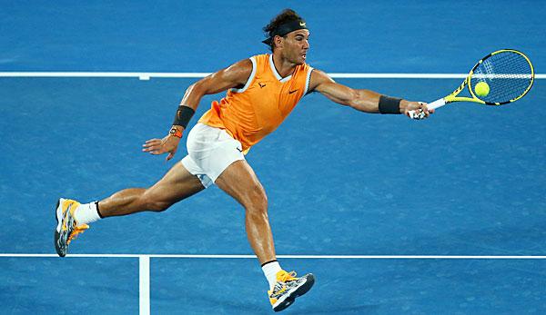 Australian Open: Nadal und Roger mühelos - Kerber in der Night-Session