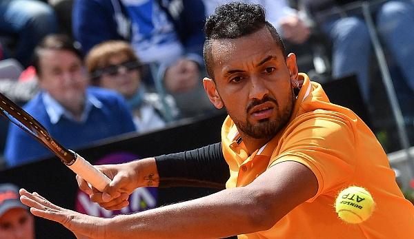 Medien: Nick Kyrgios verzichtet auf French Open