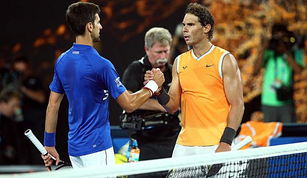ATP-Masters in Rom: Klassiker zwischen Djokovic und Nadal im Finale