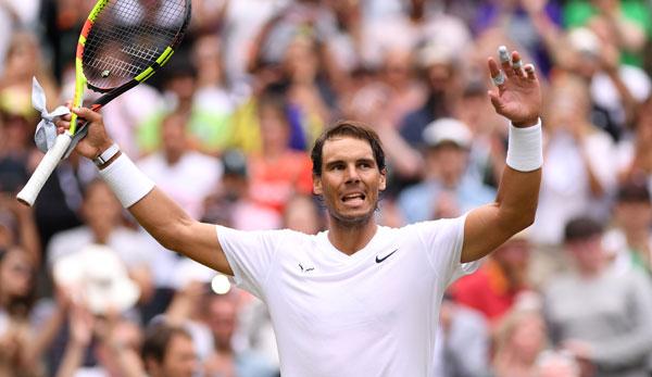Wimbledon, 3. Runde: Nadal und Federer souverän - Struff ausgeschieden