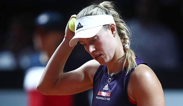 WTA: Angelique Kerber scheitert in Toronto in Runde eins