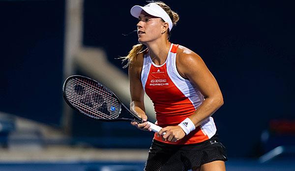 Kerber Tennis Heute