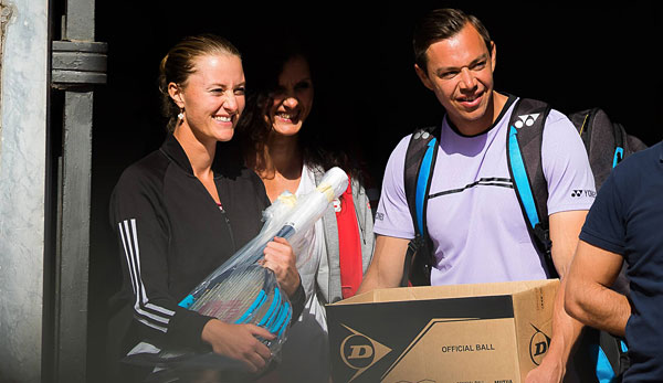 the latest ec4c0 3346a Tennis, US Open - Sascha Bajin im Interview: