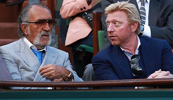 Tennis - Ion Tiriac verurteilt Davis-Cup-Reform: Diese Leute sind krank im Kopf