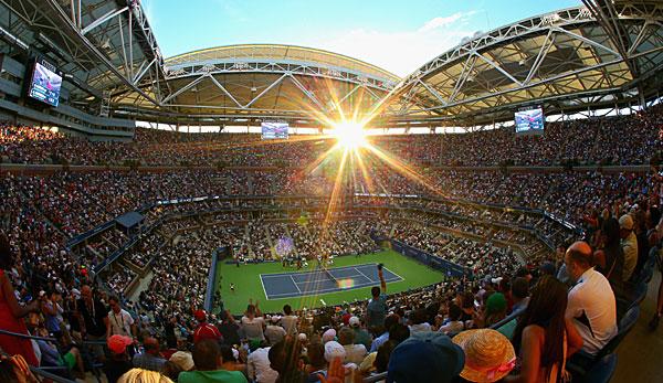 US Open: Streit um die Miete zwischen Stadt und Veranstalter
