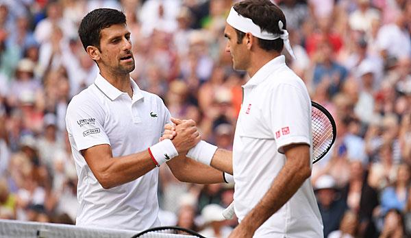 Australian Open - Halbfinale: Roger Federer gegen Novak Djokovic live im TV, Livestream und Liveticker