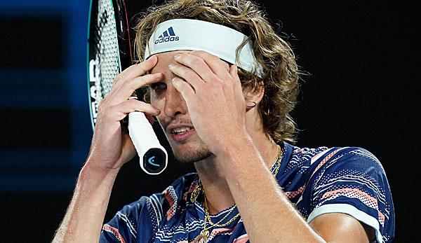 Australian Open: Alexander Zverev verpasst nach Niederlage gegen Dominic Thiem das Finale