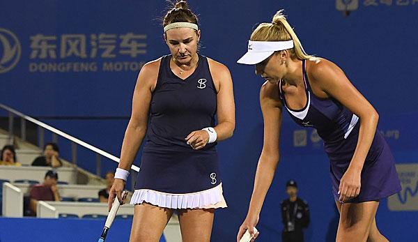 US Open: Abigail Spears wegen Dopings für 22 Monate gesperrt