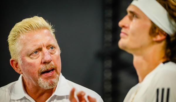 Boris Becker lobt Alexander Zverev: Australian Open waren Bestätigung, dass er oben hingehört