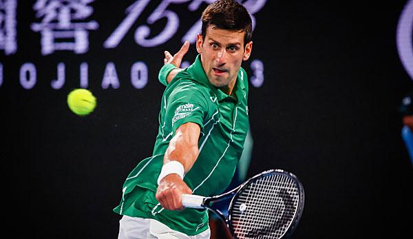 Nach Roger Federer: Auch Novak Djokovic spendet Millionensumme