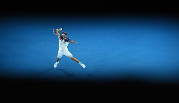 Tennis: Dominic Thiem bricht am Donnerstag in nächste Saisonphase auf