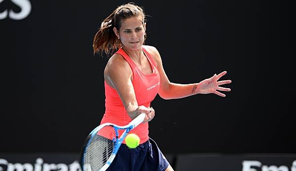 Tennis: Julia Görges trennt sich von Trainer Gerlach
