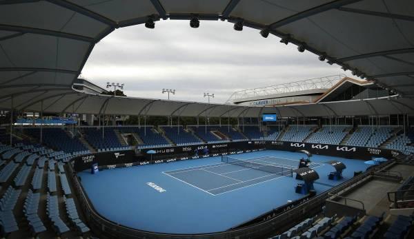 übertragung Australian Open