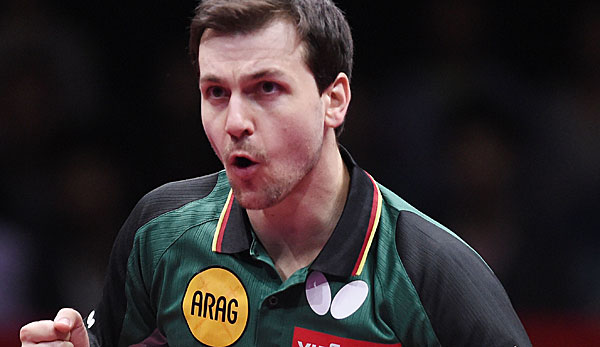 Timo Boll & Co stehen im CL-Halbfinale