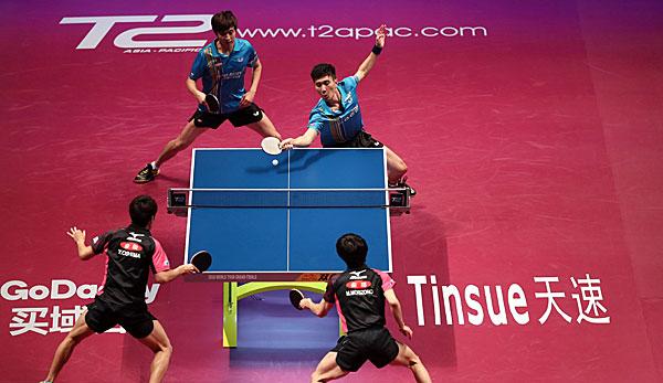 wm tischtennis 2019