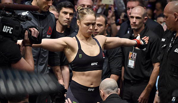 Ronda Rousey arbeitet im Moment an dem Film ''Road House''