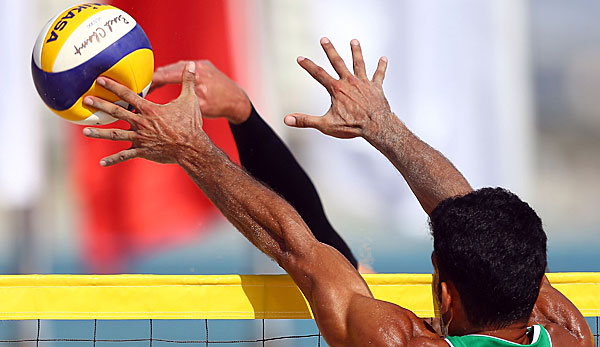 Die Beachvolleyball World-Tour in Kisch