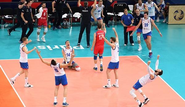 Serbien Europameister