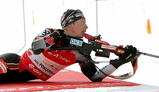 biathlon, wintersport, pokljuka