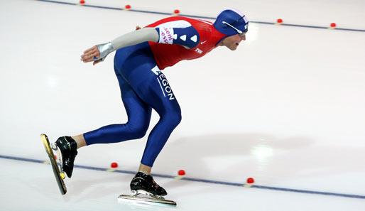 Eisschnelllauf
