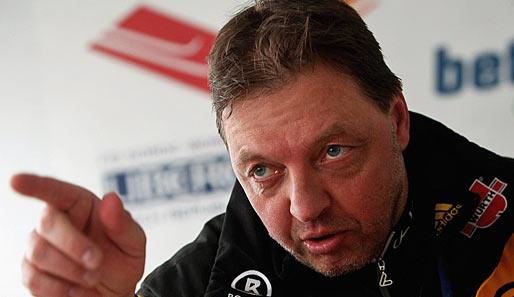 Bundestrainer <b>Jochen Behle</b> rechnet mit sehr engen Rennen um den Gesamtsieg. - jochen-behle-514