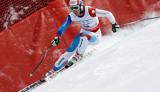 Carlo Janka holte in Vancouver Olympisches Gold im Riesenslalom