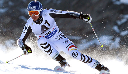 Felix Neureuther peilt sein Comeback beim Weltcup-Slalom in Val d'Isere an