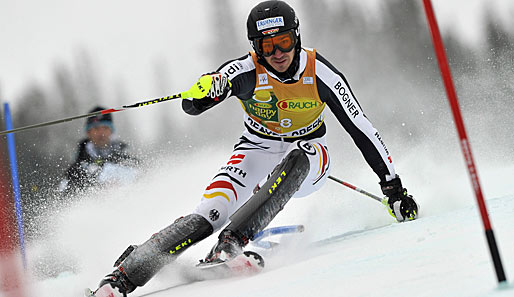 Felix Neureuther wurde in Beaver Creek Zehnter im Slalom