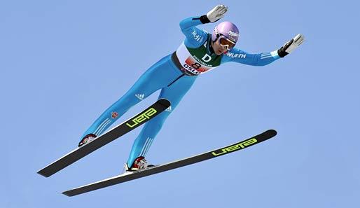 quali skispringen heute