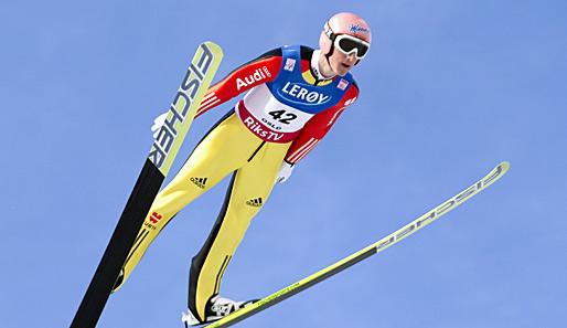 skispringen live