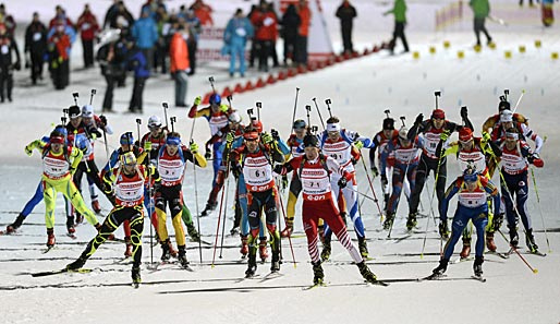 Biathlon-WM in Nove Mesto: Favoriten-Check
