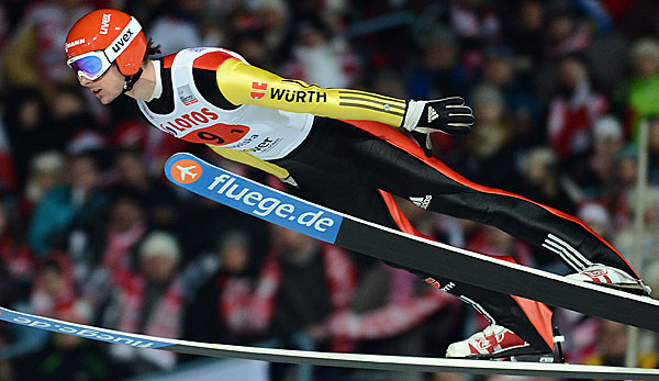 Andreas Wank war in der Willingen-Quali der Beste