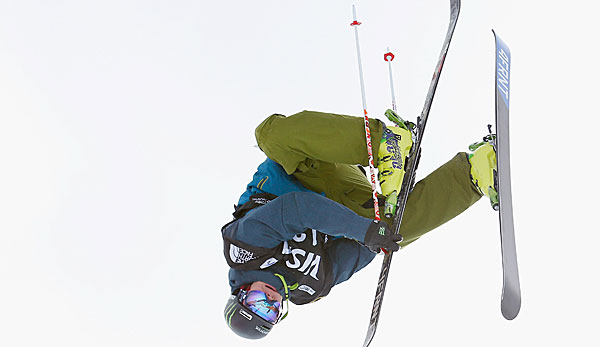 David Wise stand auch in Copper Mountain ganz oben