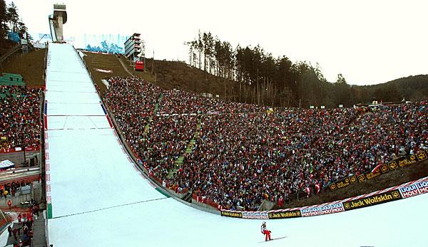skispringen 4 schanzen tournee