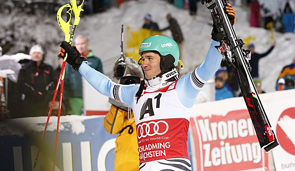 Felix Neureuther gilt als Topfavorit im Slalom