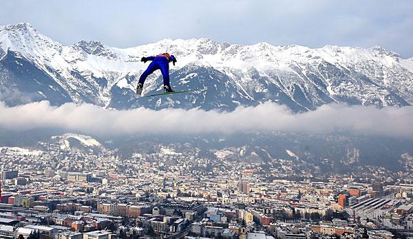 4 Schanzen Tournee Innsbruck