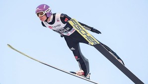 Andreas Wellinger in Planica