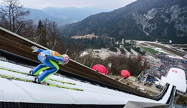 Forum Skispringen