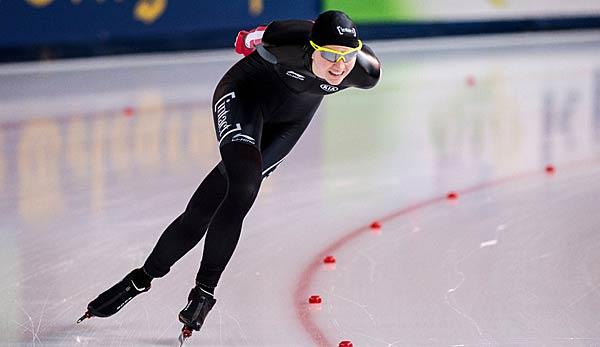 Eisschnelllauf Olympia 2021