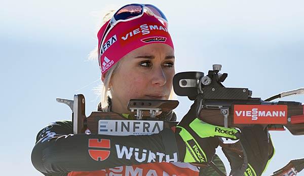em biathlon