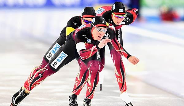 Eisschnelllauf Deutschland