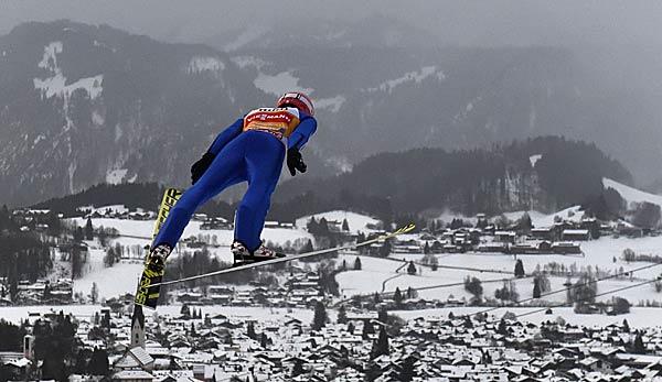Bayern - Vierschanzentournee startet in Oberstdorf
