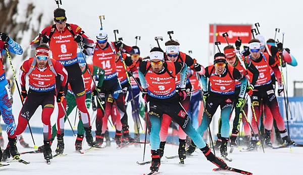 Biathlon-Weltcup: Staffel-Rennen in Canmore vorverlegt