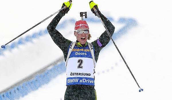 biathlon oslo heute