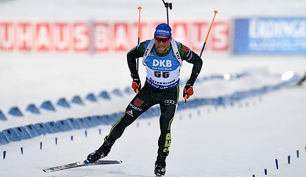 Biathlon Von Heute