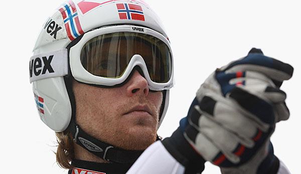 Skispringen: Ex-Weltrekordler Björn Einar Romören an Krebs erkrankt
