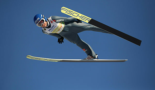 Skisprung-Olympiasiegerin Carina Vogt erleidet Kreuzbandriss