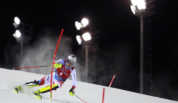 Herren-Slalom in Madonna: Daniel Yule gewinnt, Henrik Kristoffersen Zweiter, Clement Noel Dritter